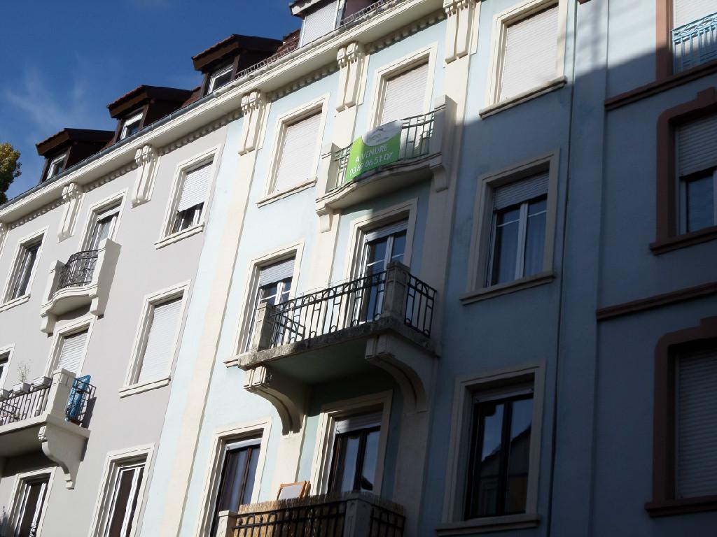 Achat vente appartement de 2 pi ces mulhouse 68100 for Appartement atypique mulhouse